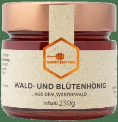 Wald- & Blütenhonig von Honey Matters