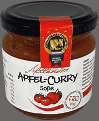 Altländer Apfel-Curry Soße