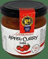 Altländer Apfel-Curry Soße von Altländer Apfel-Curry Soße