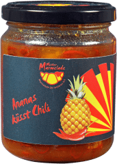 Ananas küsst Chili