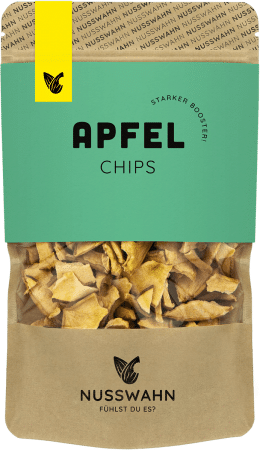 Apfel Chips von nusswahn