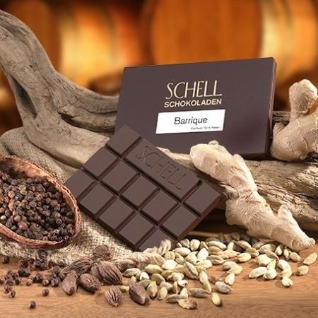 Barrique von Schell Schokoladen