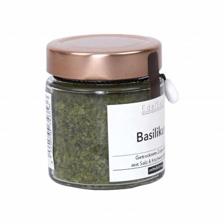 BasilikumSalz 100g von EdelSalz