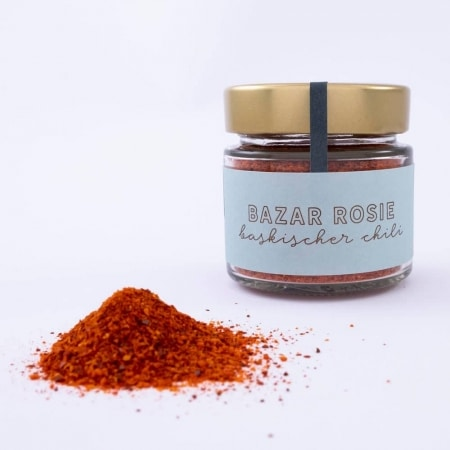Baskischer Chili von Bazar Rosie spices