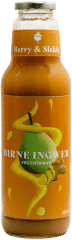 Berry & Sickle Fruchtsirup Birne-Ingwer von Food Craftory