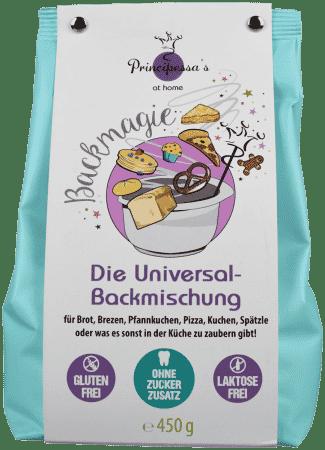 Bio-Backmagie Universal-Backmischung von Principessa's München