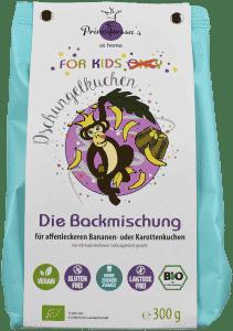 Bio-Backmischung Dschungelkuchen von Principessa's München