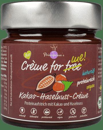 Bio Crème for me - Kakao-Haselnuss
