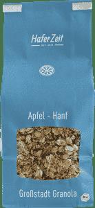 Bio-Granola Apfel-Hanf