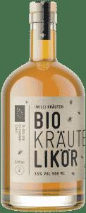 WILLI Kräuter - Bio Honiglikör mit Kräutern