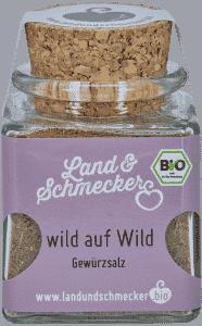 Bio Wild Gewürzsalz