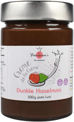 Crème de la Crème - Dunkle Haselnuss von Principessa's München