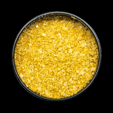 Curry-Kokos-Salz von Salzmischer Feinkost-Manufaktur