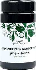 Fermentierter Kampot Vert von Pure Pepper
