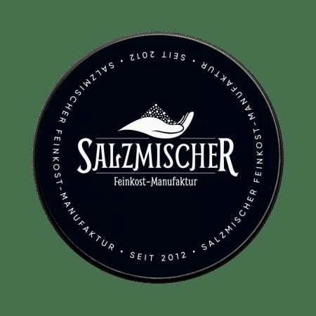 Himbeersalz von Salzmischer Feinkost-Manufaktur