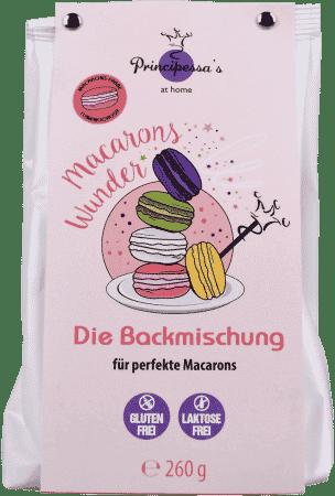 Macaronswunder Flamingorosa von Principessa's München
