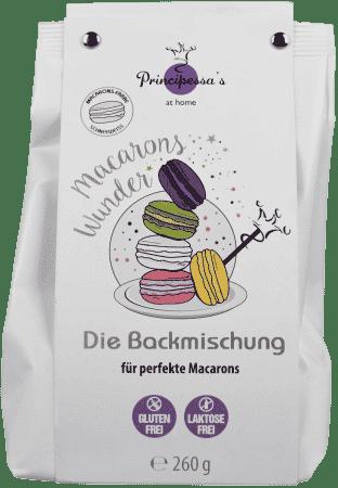 Macaronswunder Schneeweiß von Principessa's München