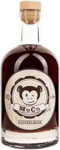 MoCo Kaffeelikör - 700ml von MoCo Likoer