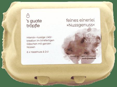 Nussgenuss Probier-Set