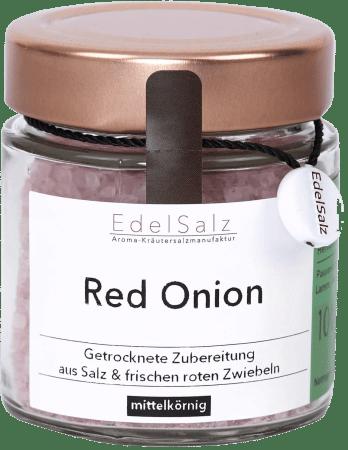 Red Onion Salz 100g von EdelSalz