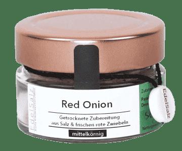 Red Onion Salz 50g von EdelSalz