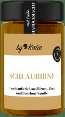 Schlaubirne - Fruchtaufstrich aus Birnen, Zimt & Bourbon Vanille