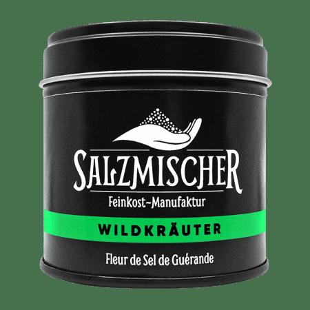 Wildkräutersalz von Salzmischer Feinkost-Manufaktur
