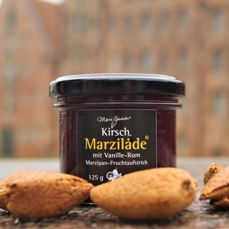 Marzilade Kirsch Vanille-Rum