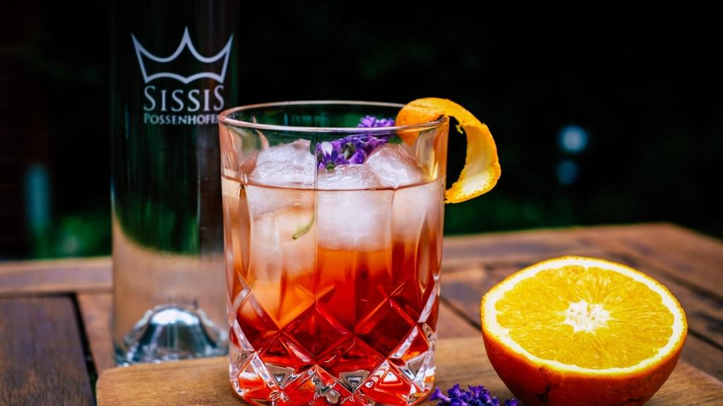 Rum Cocktail von SissiS Possenhofen