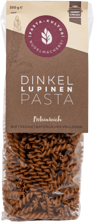 Bio Dinkel-Lupinen Pasta