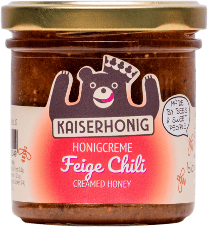 Bio Honigcreme Feige Chili