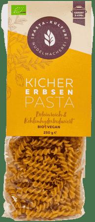 Bio Kichererbsen Pasta