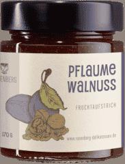 Bio Pflaume Walnuss