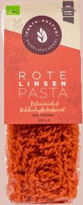 Bio Rote Linsen Pasta