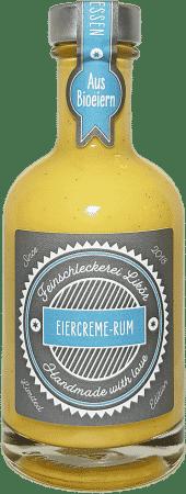 Eiercreme-Rum Eierlikör