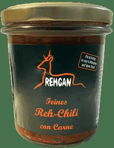 Feines Reh-Chili con Carne