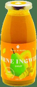 Fruchtsirup Birne-Ingwer - 250ml