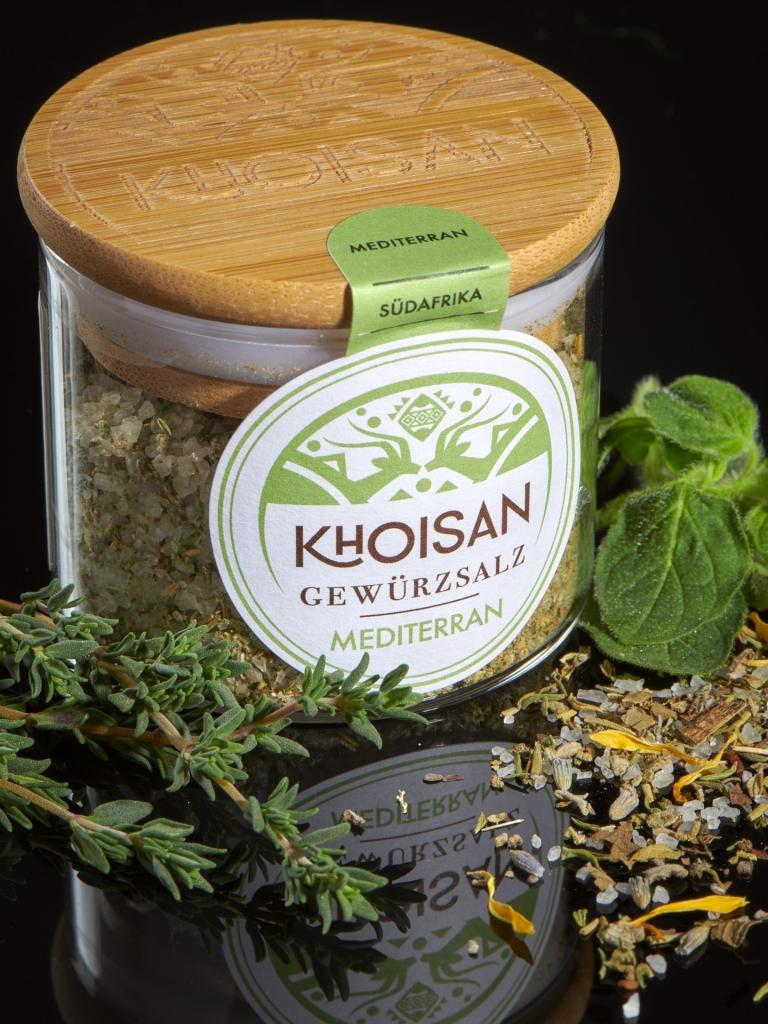 Kräutermischung Mediterran von Khoisan