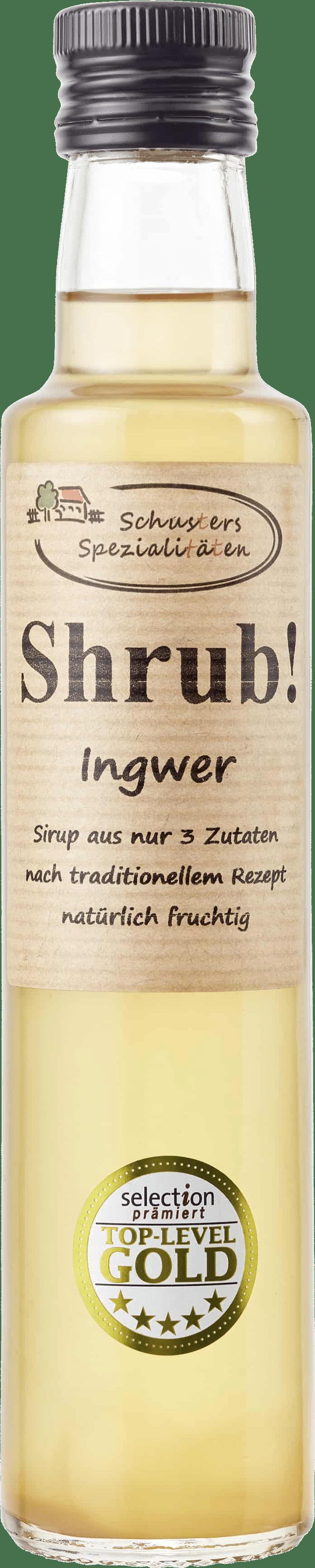 Shrub! Ingwer