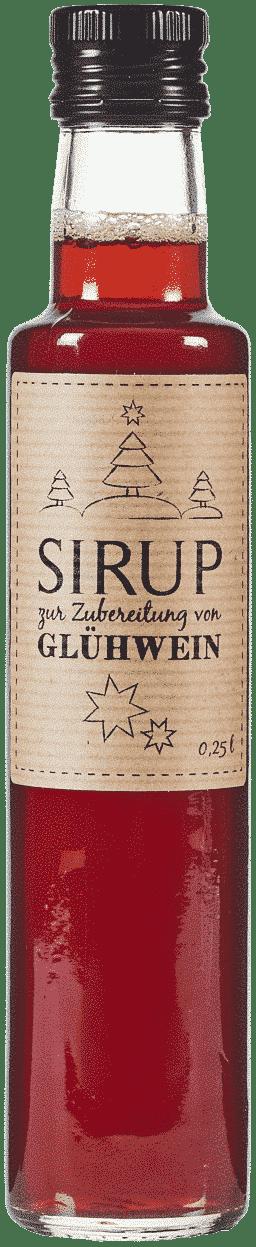 Sirup für Glühwein