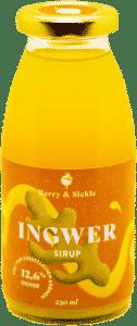 Sirup Ingwer - 250ml