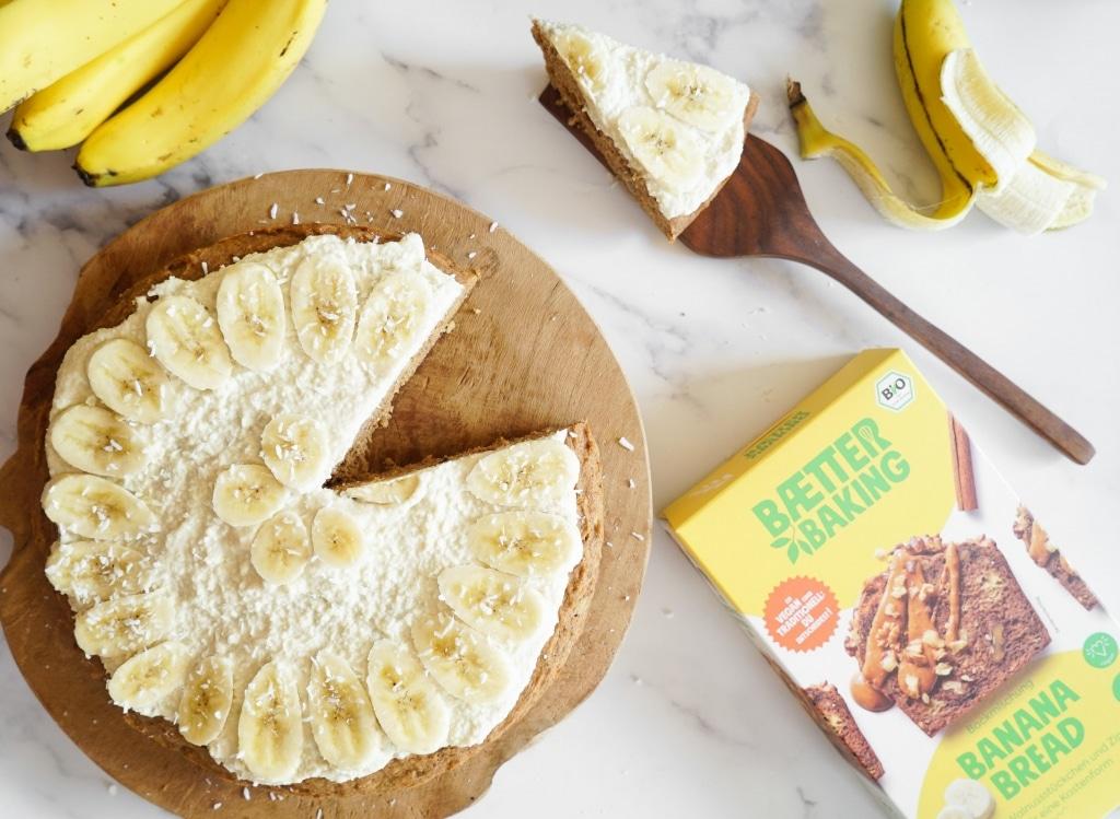 Bananenbrot von Baetter Baking
