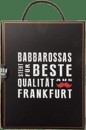 Babba Rossas Baby Gin Geschenkset