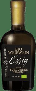 Bio Weißweinessig