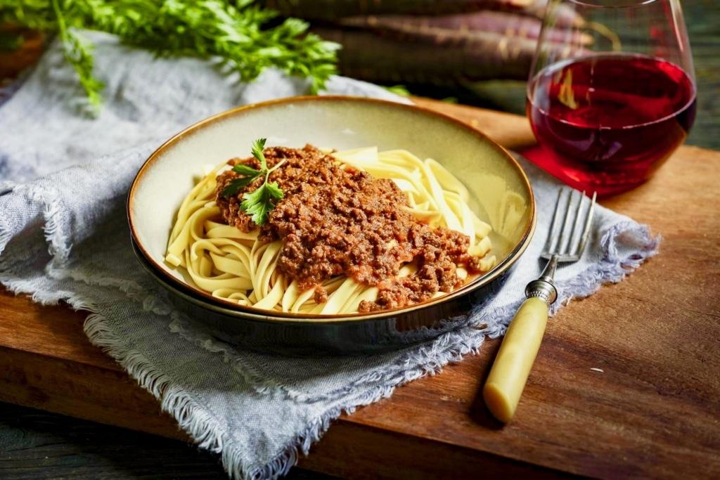 Spaghetti Bolognese von EATWILD