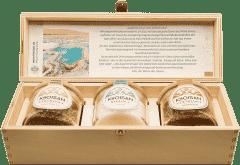 Geschenkbox Meersalz, Barbeque & Mediterran Bio
