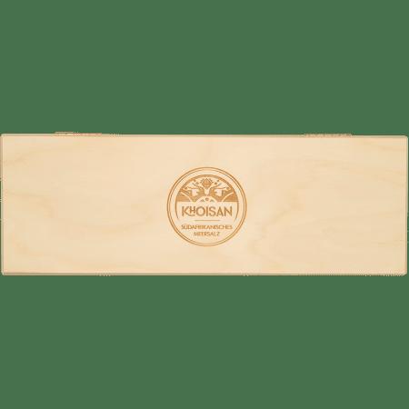 Geschenkbox Meersalz, Barbeque & Mediterran