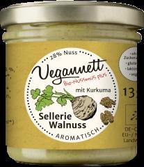 Bioaufstrich Sellerie-Walnuss mit Kurkuma