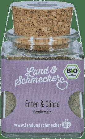 Bio Enten & Gänse Gewürzsalz