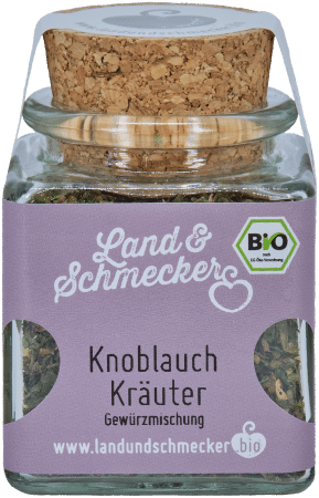 Bio Knoblauch Kräuter Gewürzmischung